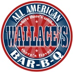 Wallace's All American BBQ Tees Gifts