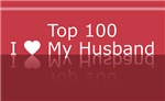 Top 100 I Heart My Husband T-shirts Gifts