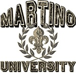 Martino Last Name University Tees Gifts