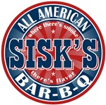 Sisk's All American Barbeque Tees Gifts