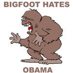 Bigfoot hates Obama