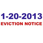 1-20-2013 Eviction Notice