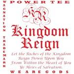 Women's Kingdom Reign #1 Red