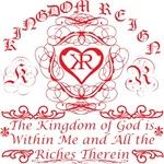 Women's Kingdom Reign #3 Red