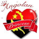 Angolan Princess