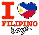 I love Filipino boys