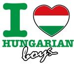 I love Hungarian boys