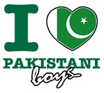 I love Pakistani boys