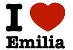 I love Emilia