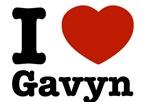 I love Gavyn