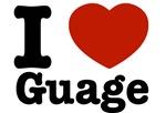 I love Guage