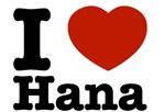 I love Hana