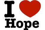 I love Hope