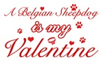 A Belgian Sheepdog is my valentines