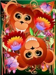 Two-Year Of  The Monkey-