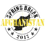 Spring Break Afghanistan