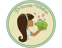 PRINCESS WISHES (African American Girl)