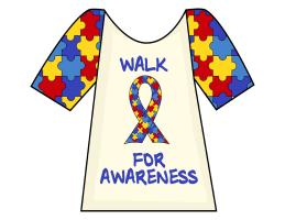 WALK FOR AUTISM AWARENESS