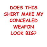 a funny political joke on gifts and t-shirts.
