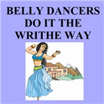 funny joke belly dancer gifts and t-shirts