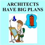 funny joke architect gifts and t-shirts