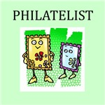 stamp collecting philatelist gifts t-shirts