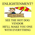 enlightenment gifts t-shirts