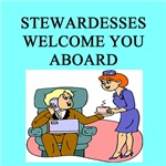 funny stewardess joke gifts t-shirts