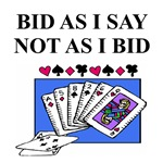 duplicate bridge player joke