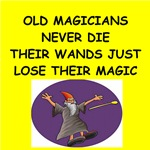 old magicians never die