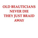beautician joke gifts t-shirts