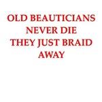 beautician joke gifts t-shirts
