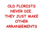 old florists gifts and t-shirts