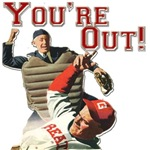 Baseball - You're Out!