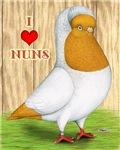 I Heart Nuns