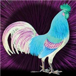 Moon Glow Rooster