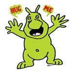 Hug Me, I'm Green!