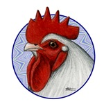 Orpington Rooster Circle