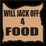 Will Jack Off 4 Food