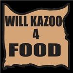 Will Kazoo 4 Food