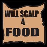 Will Scalp 4 Food!