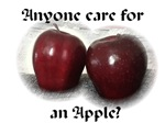 Anyone care for an Apple?
