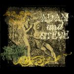 Adam and Steve Graphic Art T Shirt