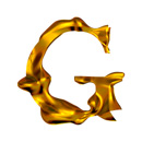 Blown Gold G