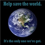 Help save the world