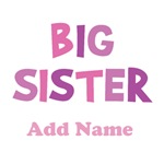 Personalized Big Sister Gifts