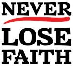 Never Lose Faith