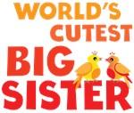 Worlds Cutest Big Sister