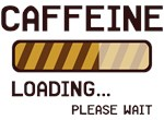Caffeine Loading Please Wait