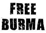 Free Burma Tee Shirts